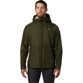 Mountain Hardwear Acadia Chaqueta Hombre, verde